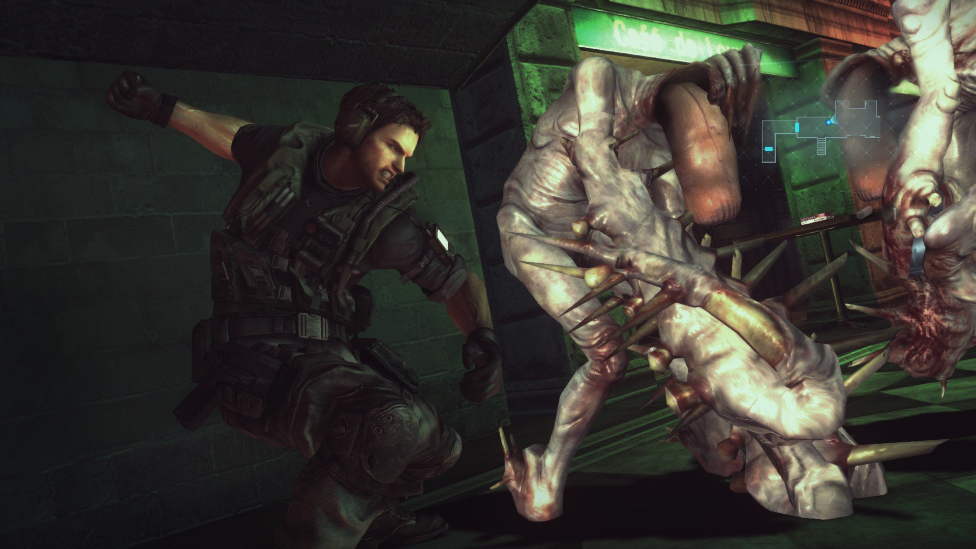 Resident Evil Revelations 16
