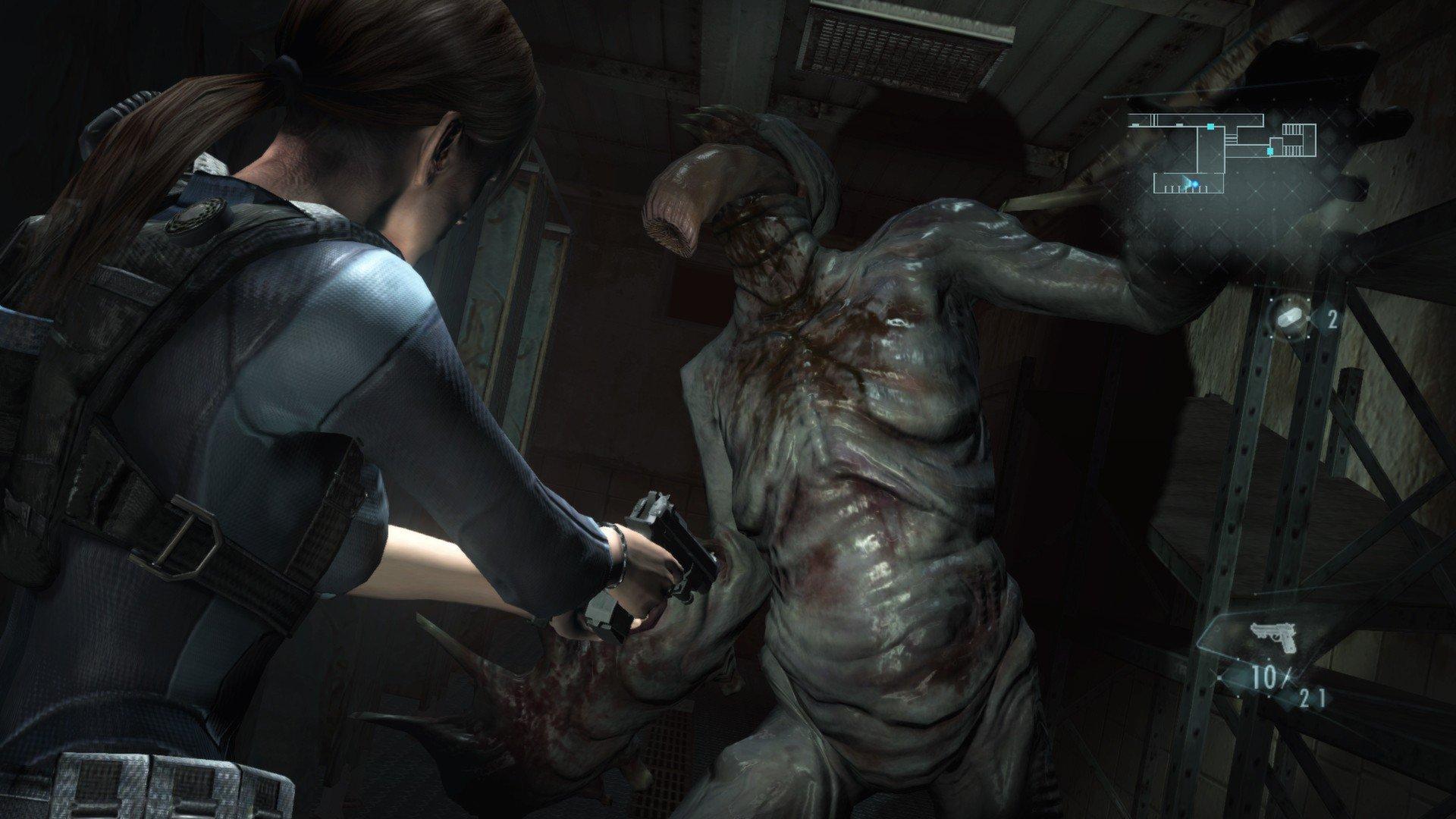 Resident Evil Revelations 5