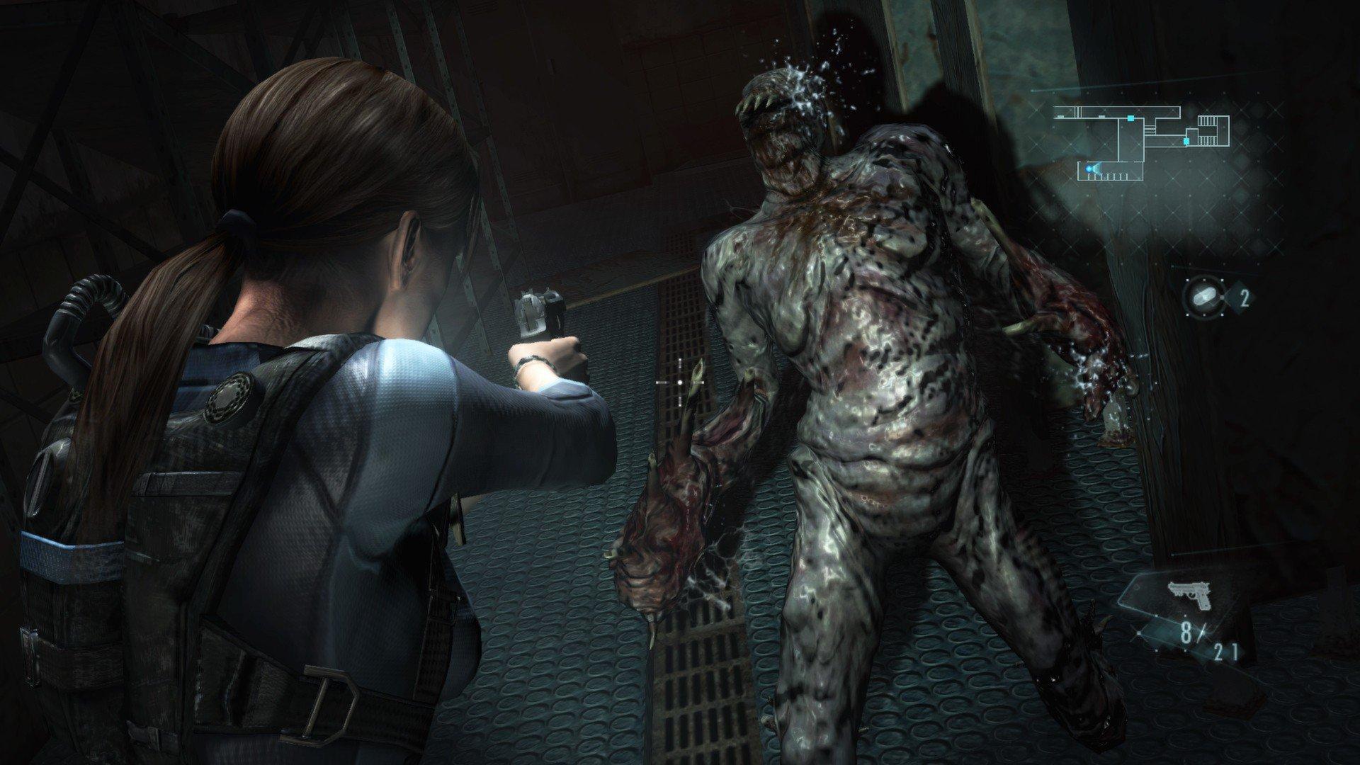 Resident Evil Revelations 6