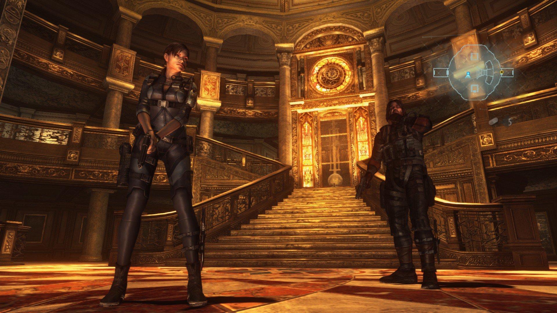 Resident Evil Revelations 9