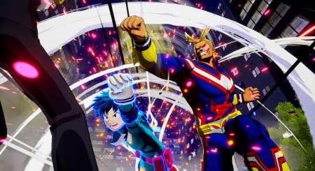 My Hero Ones Justice 7