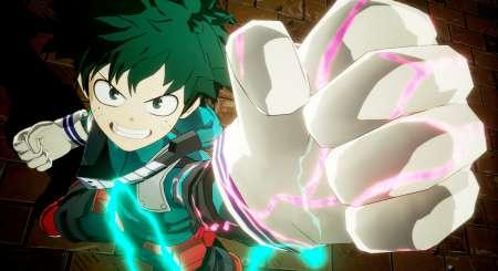 My Hero Ones Justice 8