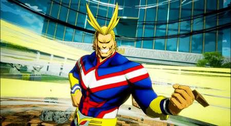 My Hero Ones Justice 9