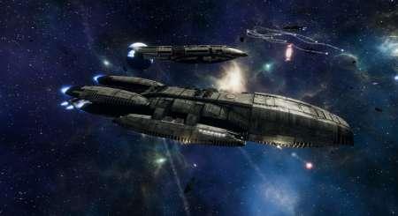 Battlestar Galactica Deadlock Resurrection 1