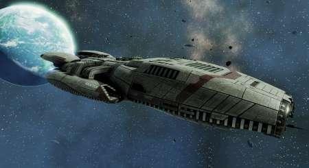 Battlestar Galactica Deadlock Sin and Sacrifice 1