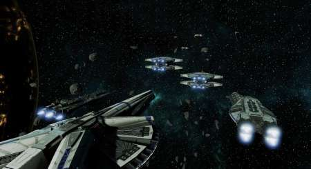 Battlestar Galactica Deadlock Sin and Sacrifice 2