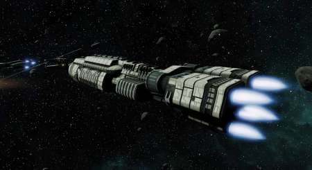 Battlestar Galactica Deadlock Sin and Sacrifice 3
