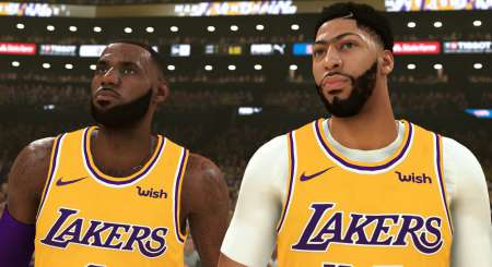 NBA 2K20 Deluxe Edition 1