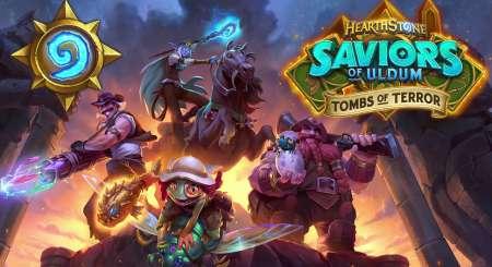 Hearthstone Saviors of Uldum Tombs of Terror 4