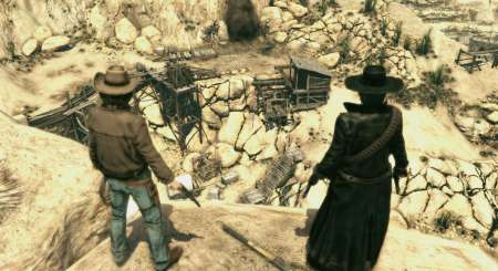 Call of Juarez Bound in Blood 3