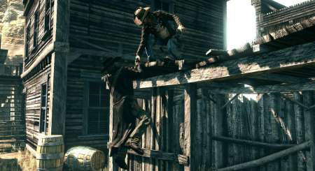 Call of Juarez Bound in Blood 5