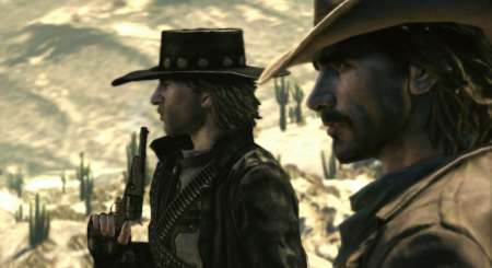 Call of Juarez Bound in Blood 6