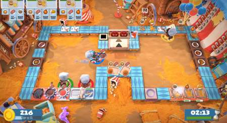 Overcooked! 2 Carnival of Chaos 2