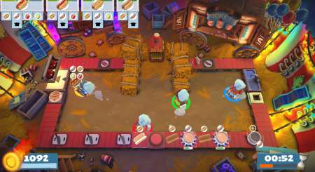 Overcooked! 2 Carnival of Chaos 3