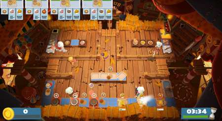 Overcooked! 2 Carnival of Chaos 5