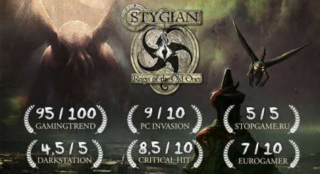 Stygian Reign of the Old Ones 1