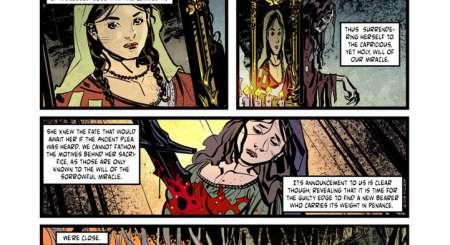Blasphemous Digital Comic 1