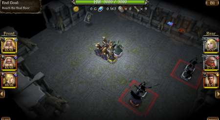 Wizrogue Labyrinth of Wizardry 3