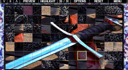 Pixel Puzzles Mosaics 1