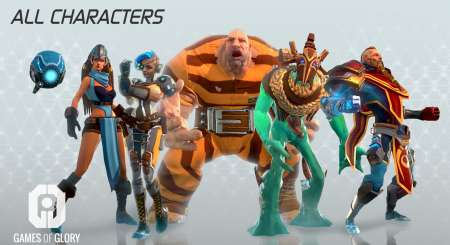 Games Of Glory Masters of the Arena Pack 1