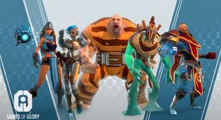 Games Of Glory Gladiators Pack 2