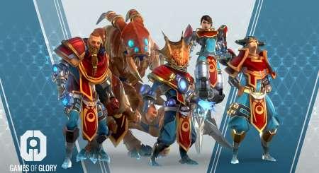 Games Of Glory Gladiators Pack 3
