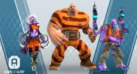 Games Of Glory Gladiators Pack 6