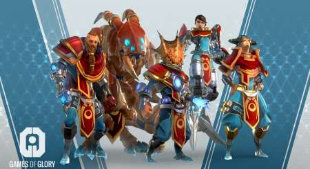 Games Of Glory Guardians Pack 1