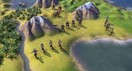 Civilization VI Persia and Macedon Civilization & Scenario Pack 4