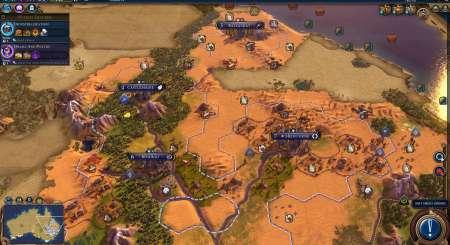 Civilization VI Australia Civilization & Scenario Pack 5
