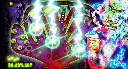 Zombie Pinball 3