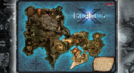 X-Blades Digital Content DLC 1