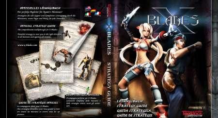 X-Blades Digital Content DLC 2