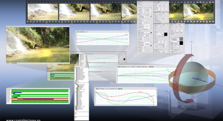 3D ParticleGen Visual FX 1