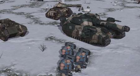 Warhammer 40,000 Sanctus Reach Sons of Cadia 12