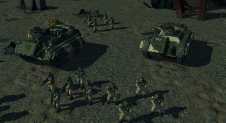 Warhammer 40,000 Sanctus Reach Sons of Cadia 14
