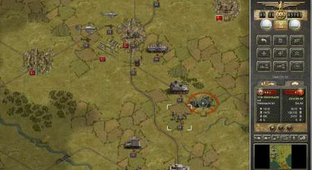 Panzer Corps Gold 1