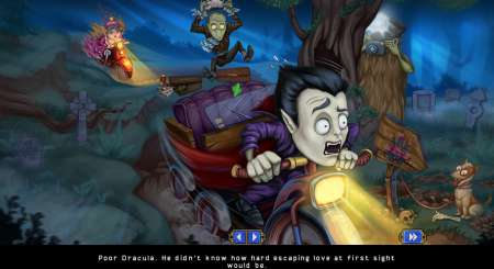 Incredible Dracula Chasing Love Collectors Edition 1
