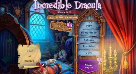 Incredible Dracula Chasing Love Collectors Edition 3