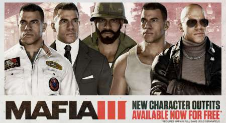 Mafia III Digital Deluxe 1