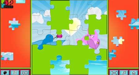 Pixel Puzzles Junior 6