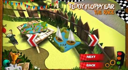 Teddy Floppy Ear The Race 4