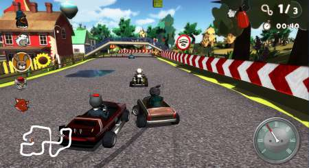 Teddy Floppy Ear The Race 7