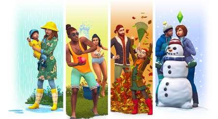 The Sims 4 + Roční období 3