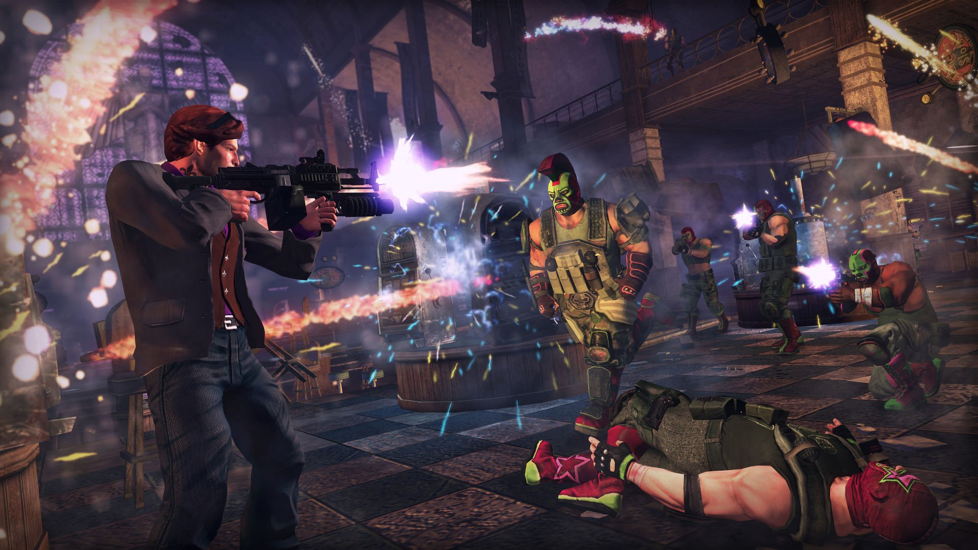 Saints Row The Third The Full Package 10