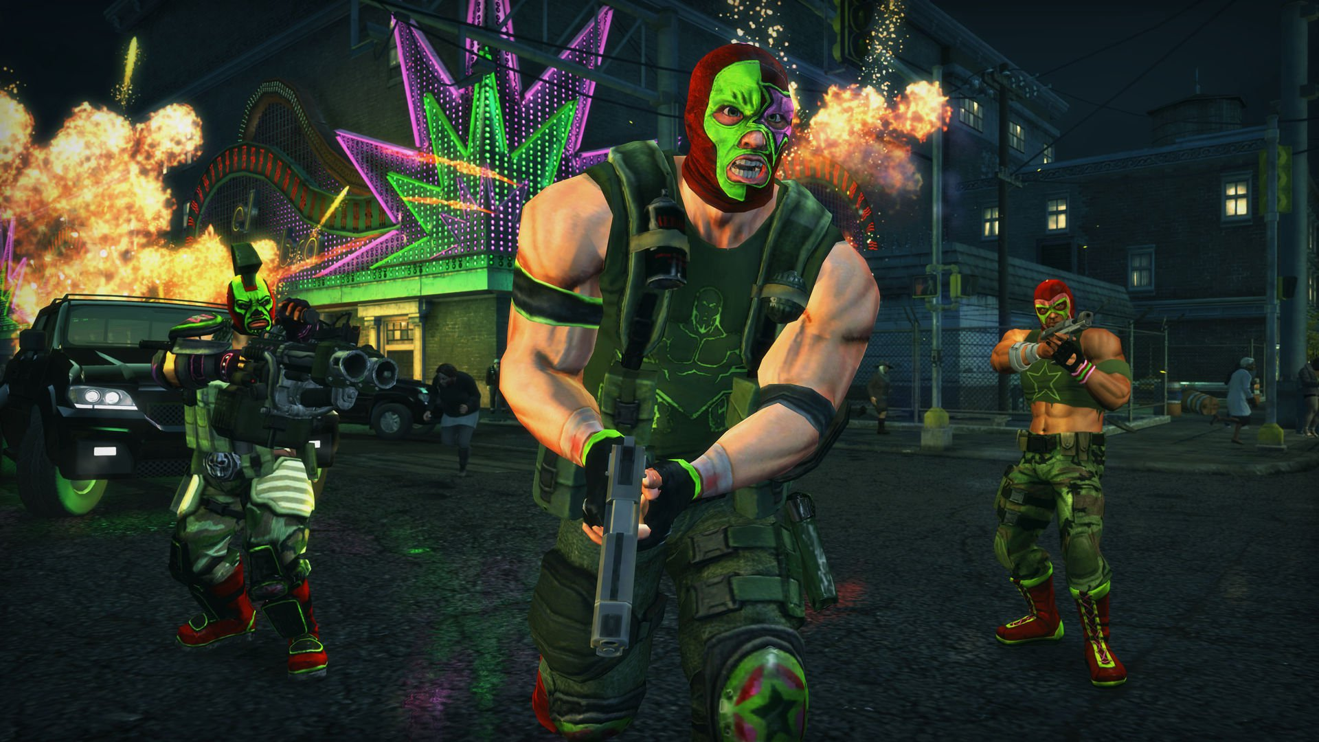 Saints Row The Third The Full Package 5