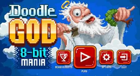 Doodle God 8-bit Mania 1