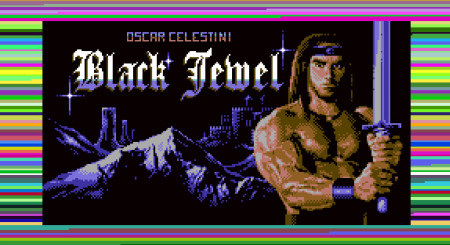 Black Jewel 1