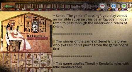 Egyptian Senet 16