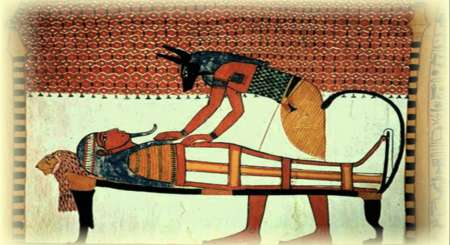 Egyptian Senet 2